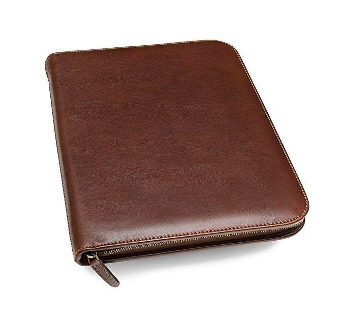 19f63a6390c0 [Affiliate] Amazon.com : Maruse Leather Padfolio Executive Leather Writing  Portfolio, Document