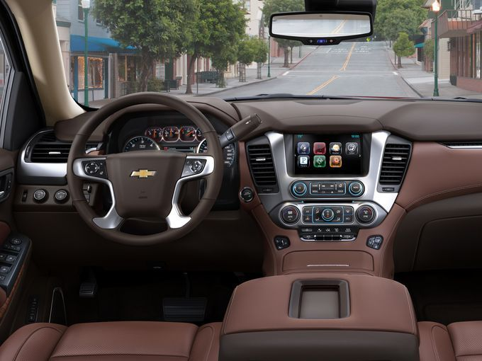 2021 Chevy Tahoe Revealed What S New Independent Suspension