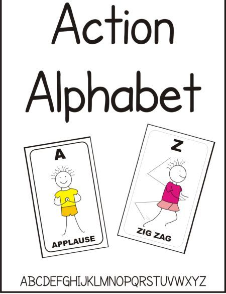 Classroom Wall Cards, Flash Cards, Alphabet Strips and