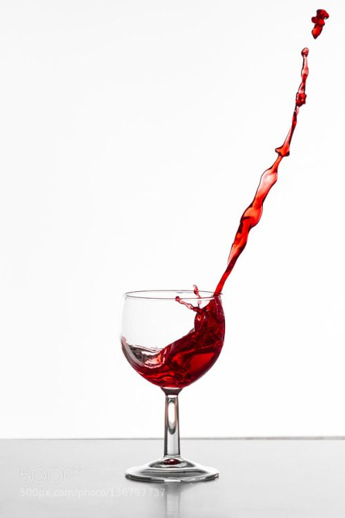 Wine Splash by jensjensen  IFTTT 500px wine splash color glass red splash wine