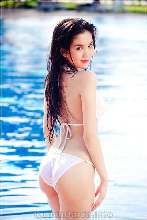 ngoc Vietnamese trinh model