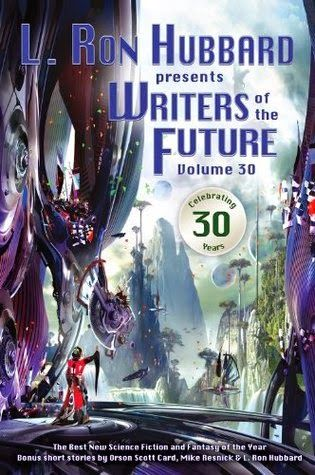 THe GaL iN THe BLue MaSK: REVIEW: Writers of the Future Volume 30