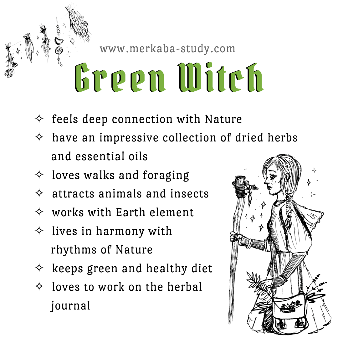Are you a Green Witch?