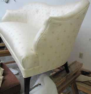 Vintage Settee from my own catalogue