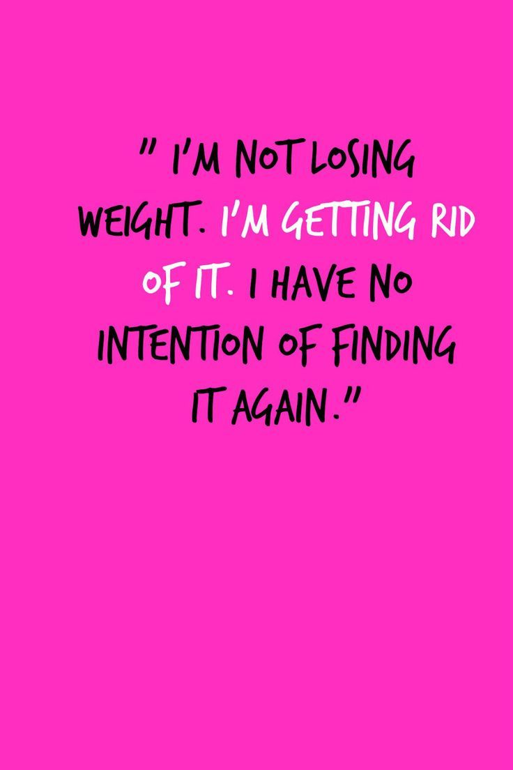 Funny Motivational Quotes To Lose Weight