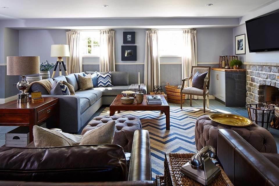 Design Your Basement home | sarah richardson, basements and basement renovations