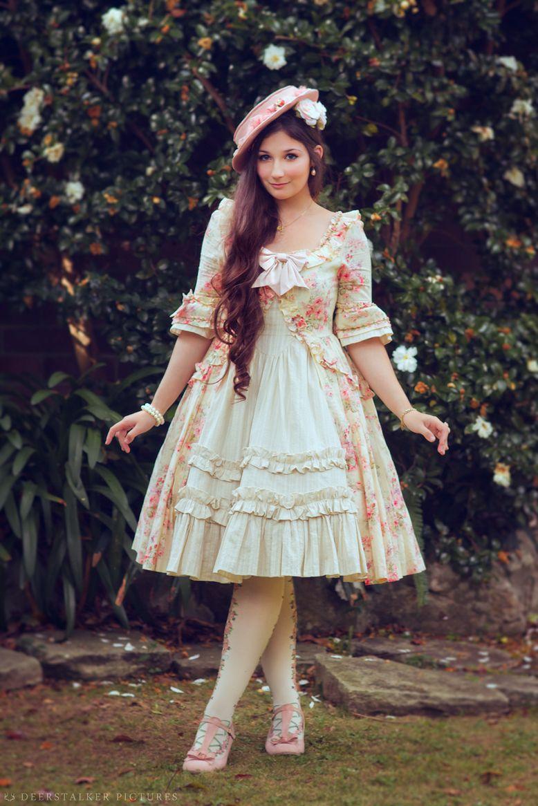 models lolitas Lolita Dress Makes You A Kawaii Girl