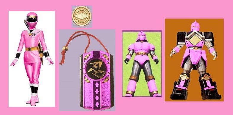 Baju Power Rangers