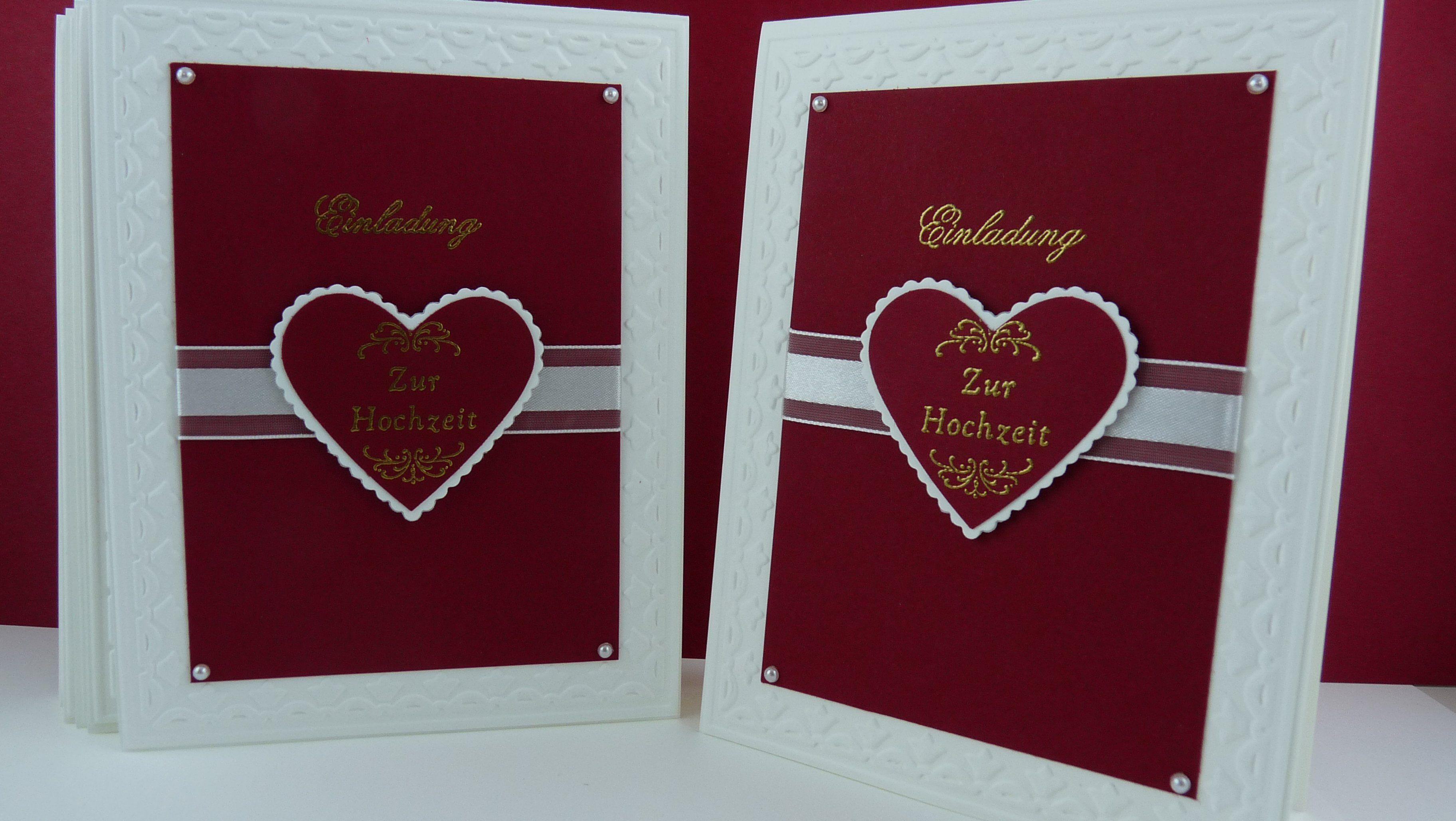 Hochzeitseinladungen Selber Gestalten Programm Einladungskarten
