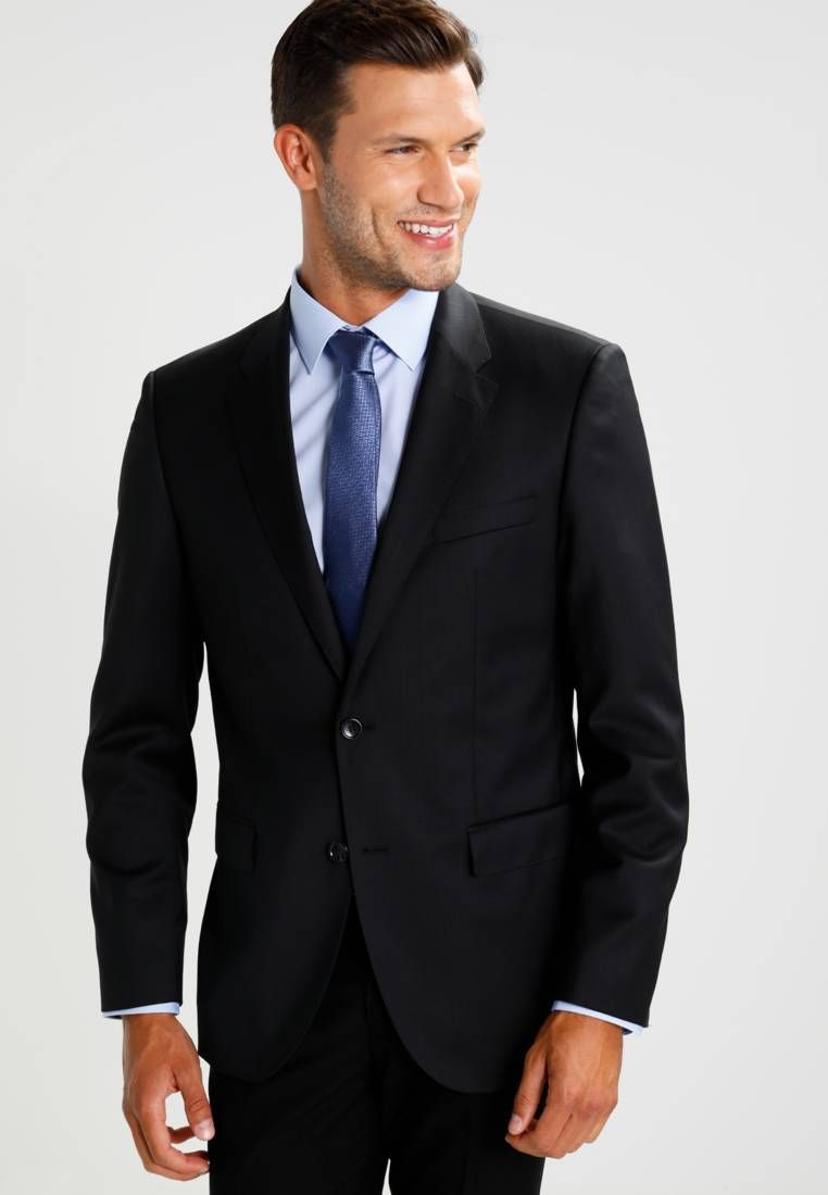Tommy Hilfiger Tailored Americana de traje - black QjwsrH