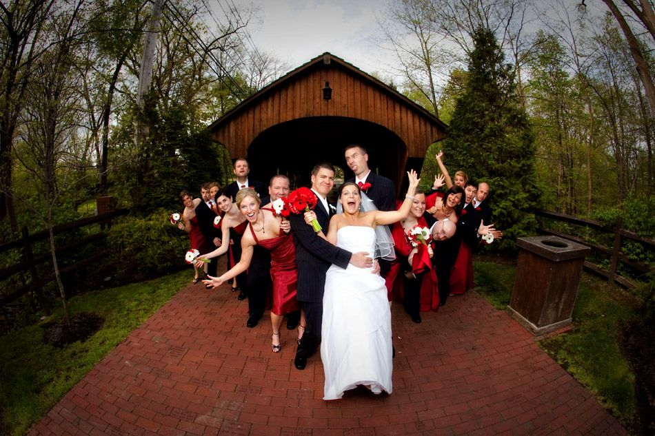 Fun Wedding Poses Photographers Cleveland Ohio Best