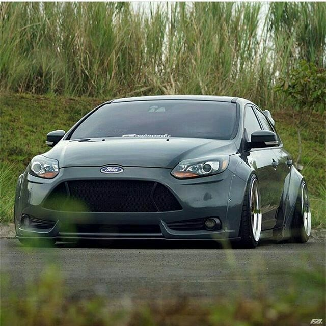 Ford Focus, Ford Motorsport, Ford