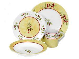 corelle dinnerware patterns | corelle 16 pc radiance dinnerware set ...