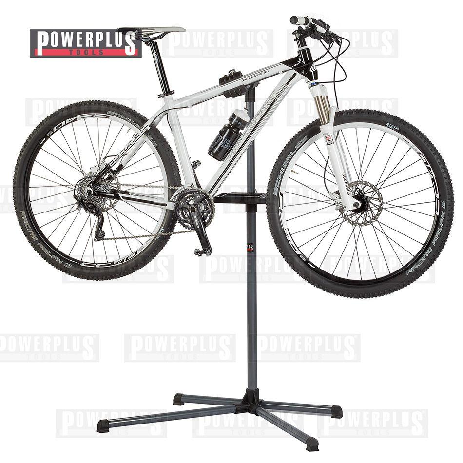 Fahrrad Montageständer Rückenschonendes Arbeiten durch einstellbare ...