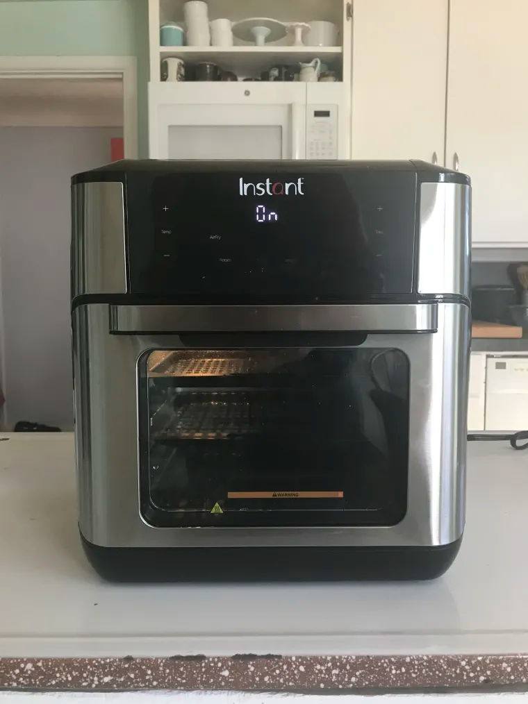 I Tried Instant Pot's New Air Fryer and It's a Total Game