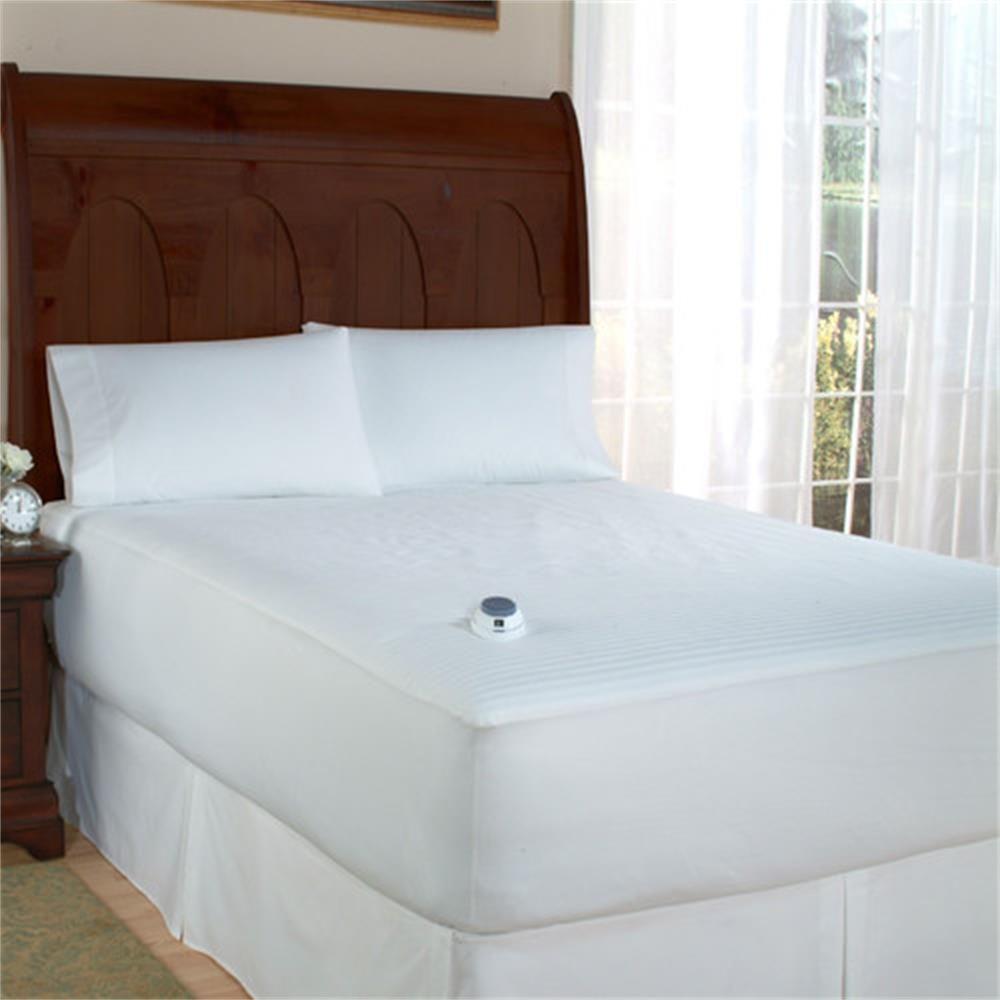 Twin Xl Mattress Toppers And Foam Pads For Dorm Beds Ocm Heated Mattress Pad Electric Mattress Pad Waterproof Mattress Pad