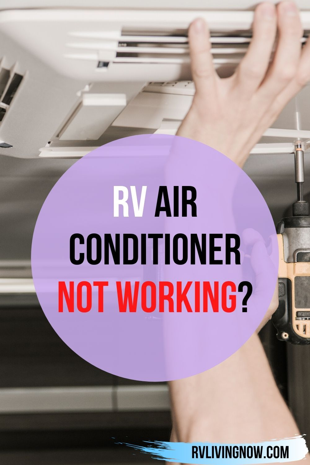 Dometic RV Air Conditioner Troubleshooting(Not working