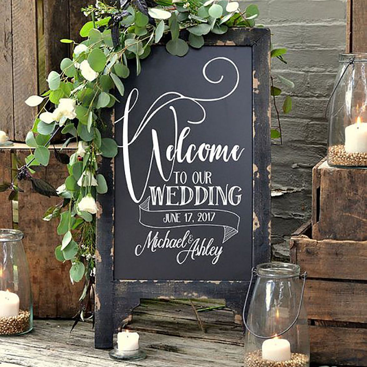 16+ Wedding welcome sign message ideas information
