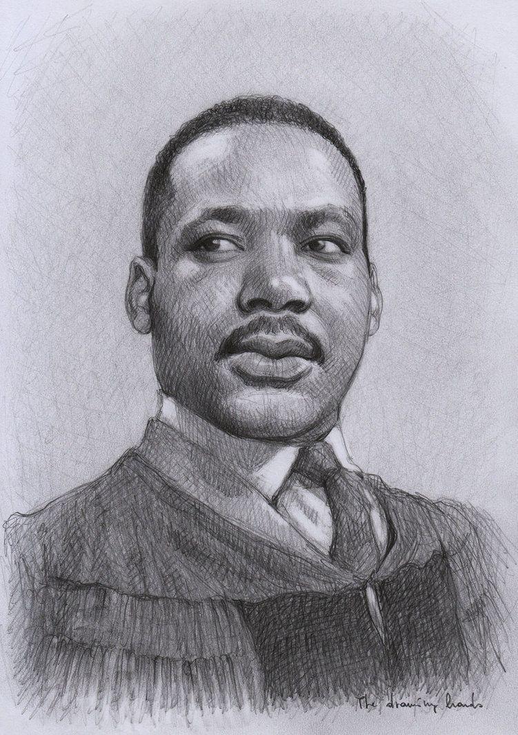 Martin Luther King Jr. | Caricature\'s & Portrait\'s | Pinterest | Artwork