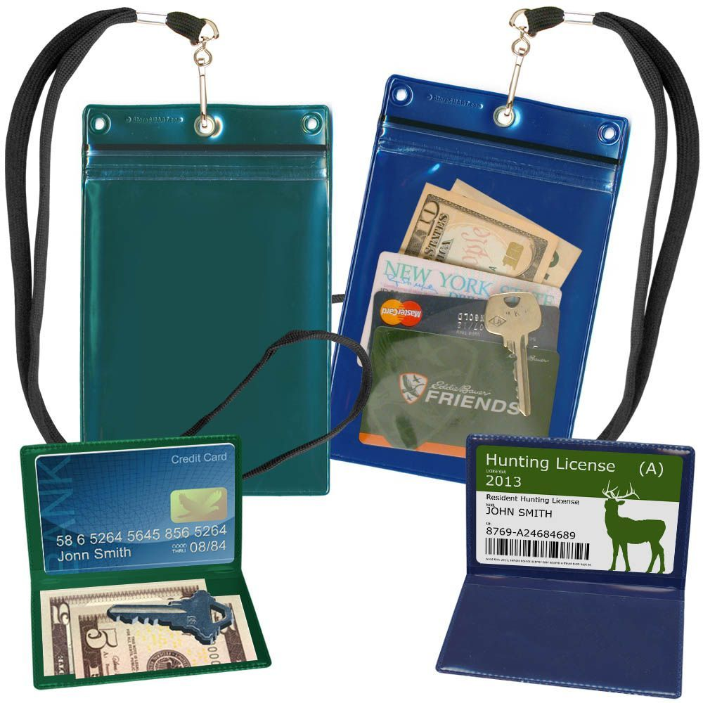 Hunting Wallet Hunting, Cards for friends, Use of plastic
