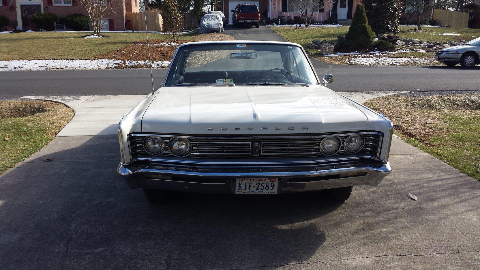 1966 Chrysler Newport Hardtop T75 Harrisburg 2014 in