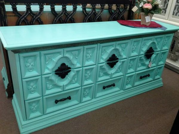Painted 9 Drawer Dresser For Sale In Mesa Az Dresser Drawers Dressers For Sale 9 Drawer Dresser