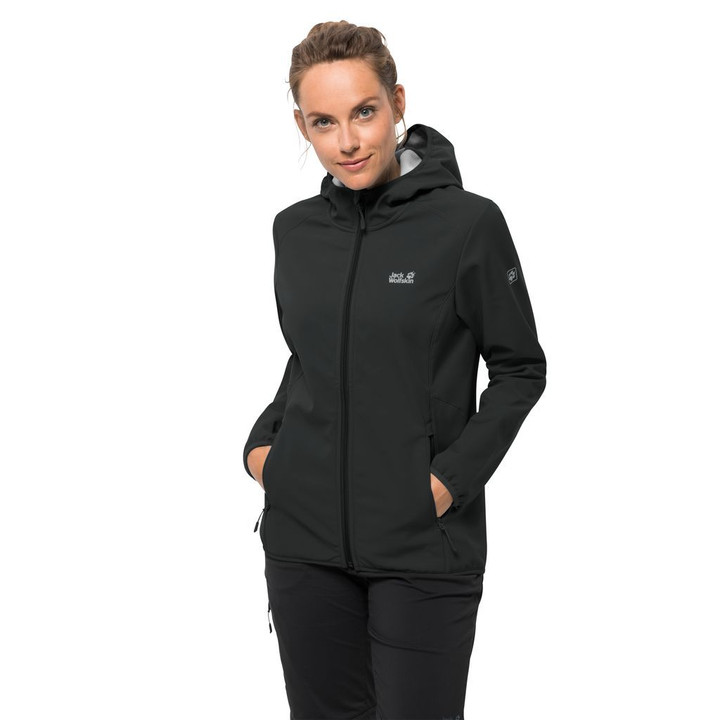 Jack Wolfskin Northern Point Women Windproof Softshell Jacket Women Jack Wolfskin Jackets For Women Soft Shell Jacket Jackets