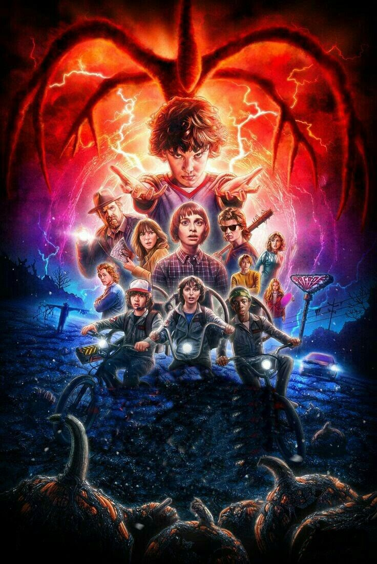 Stranger Things 1 Netflix Stranger Things Stranger Things Soundtrack