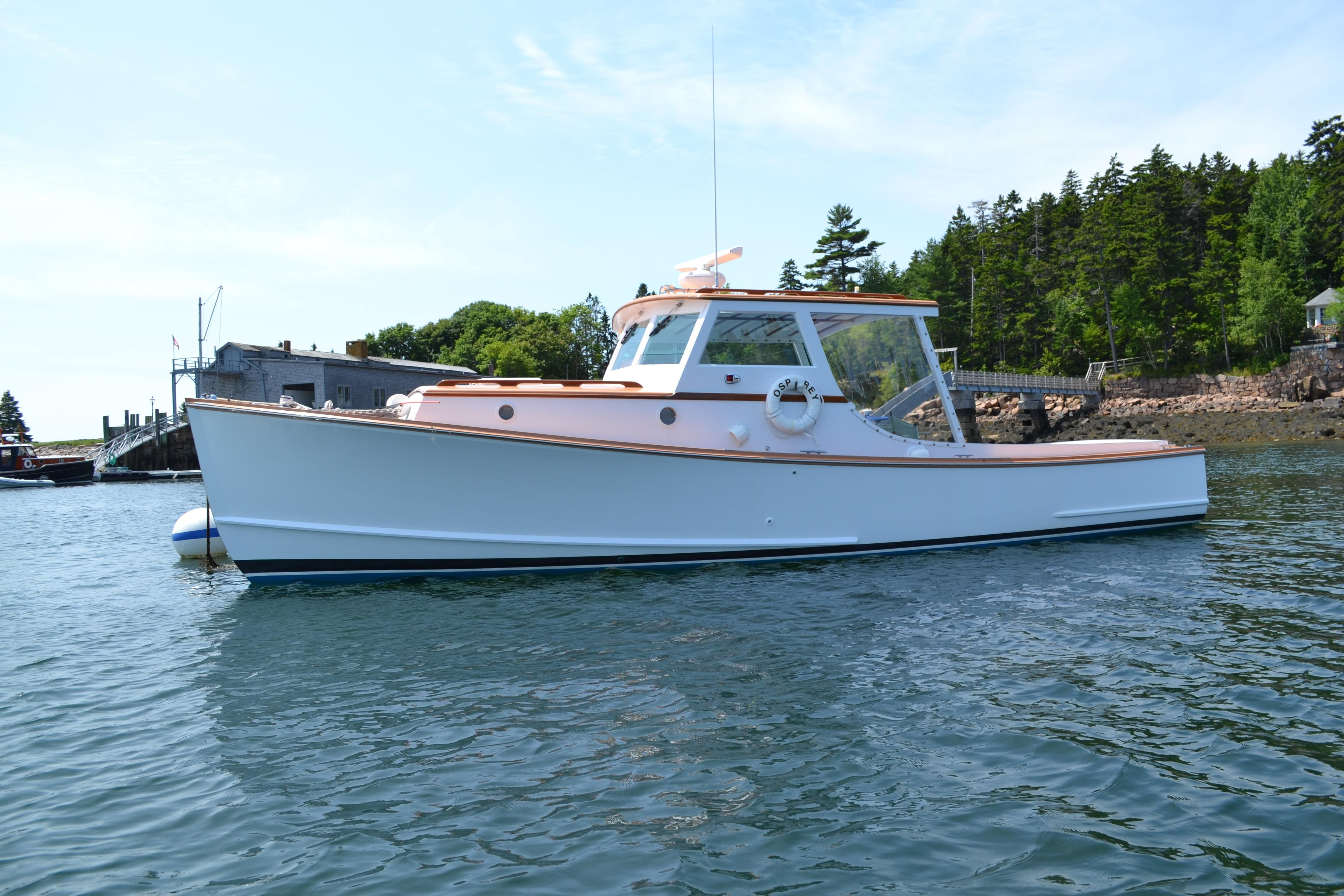 1986 jarvis newman picnic cruiser power boat 32 feet. Year: 1986. Condition: Used length: 32 Foot