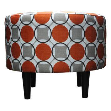 Sole Designs Sole Designs Sophia Ottoman