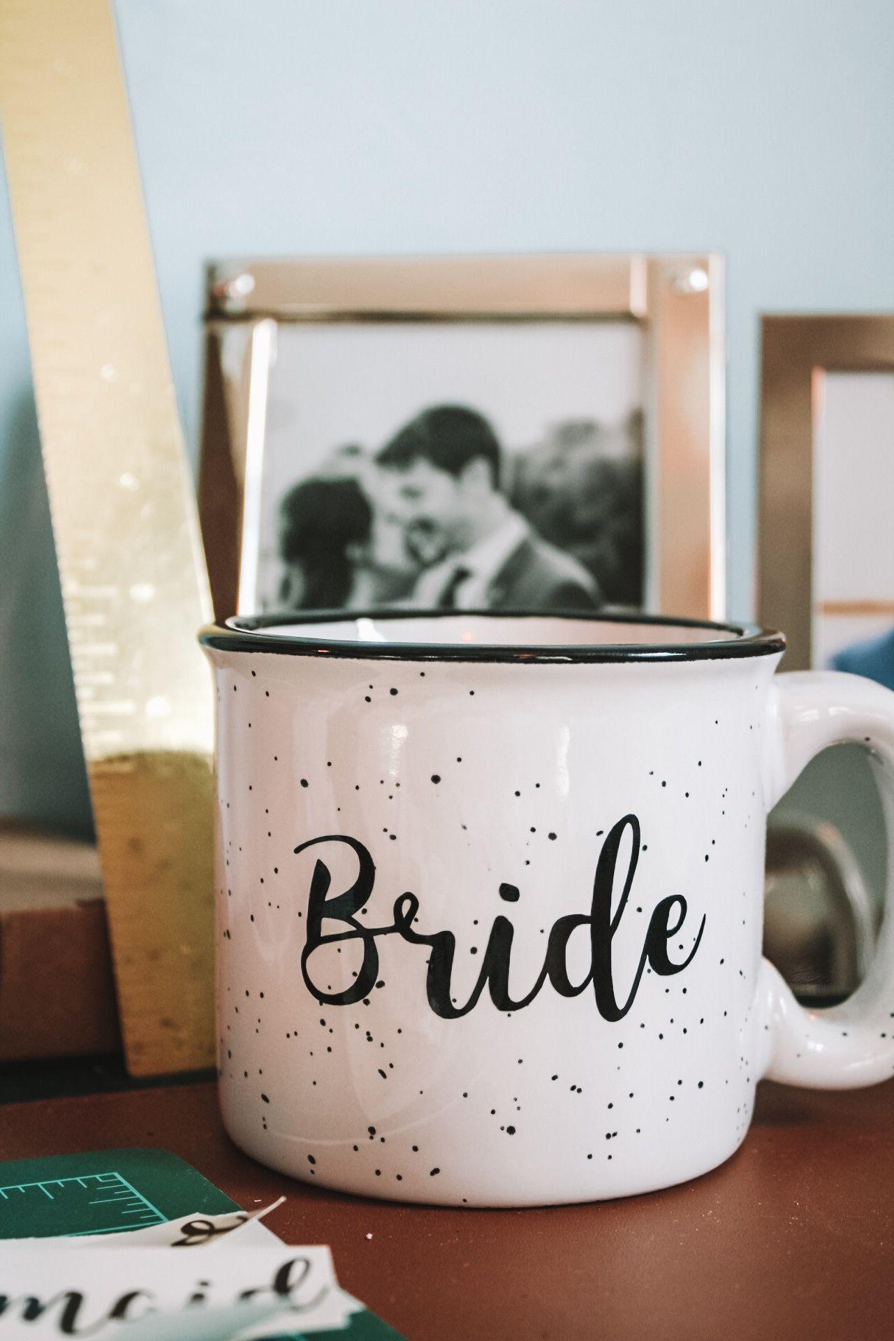 Bride Mug #custommugs