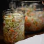El Salvador Curtido (Cabbage Slaw) - International Cuisine
