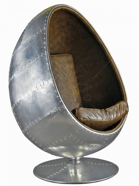 Or Maybe Rather This One Spitfire Egg Pod Chair By Eero