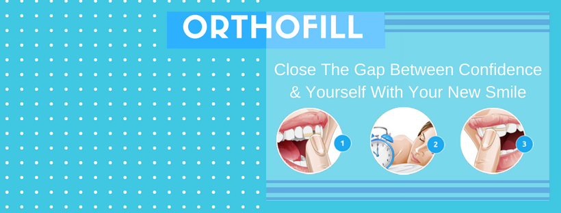 Orthofill bands are considered as a new solution for