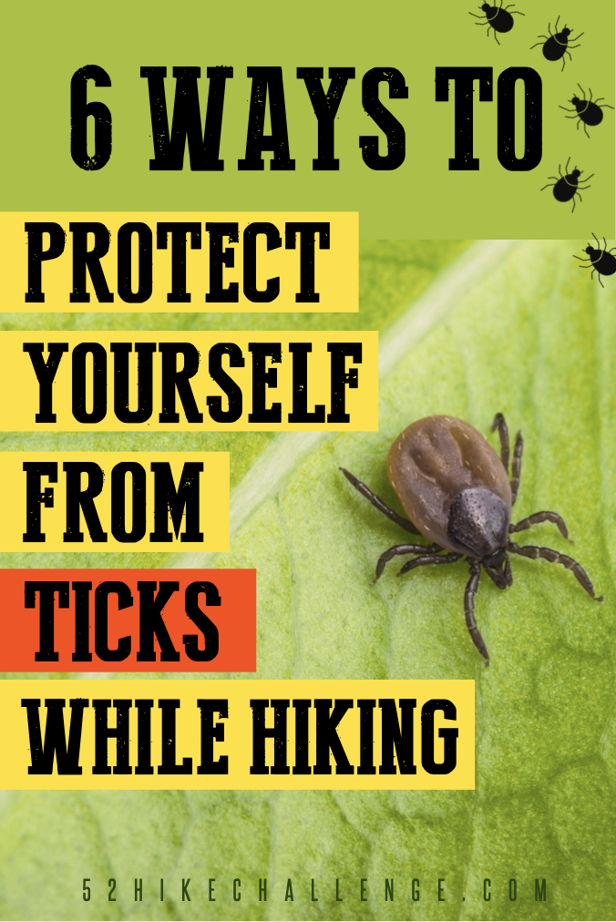 Photo of 6 Ways To Protect Yourself From Ticks While Hiking