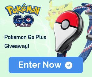 Sweepin N  More: Pokémon GO Plus Giveaway
