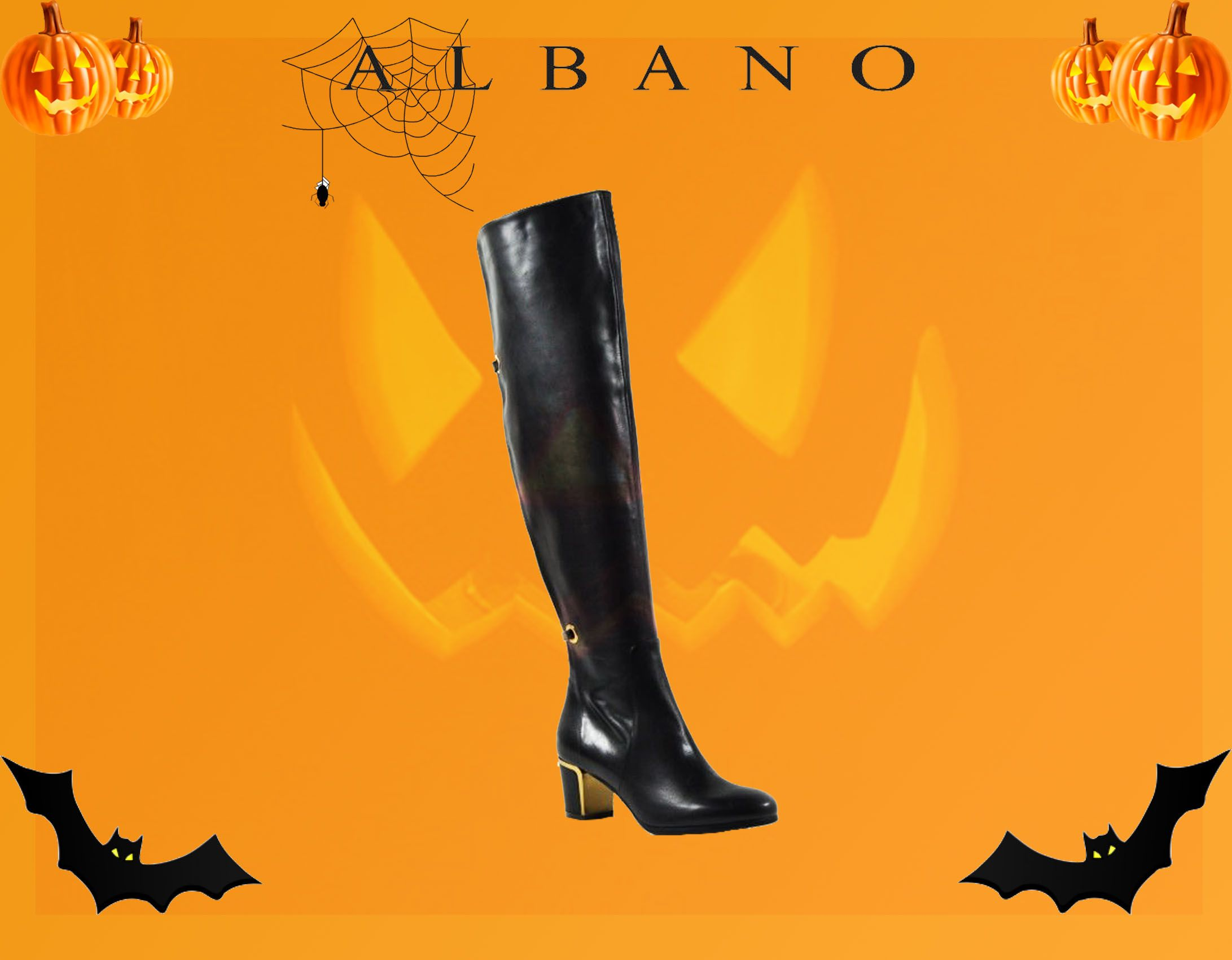 Trick or treat?? Happy Halloween with Albano Autunno
