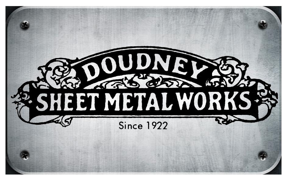 Doudney Sheet Metal Works Waterjet Metal Words Sheet Metal Water Jet