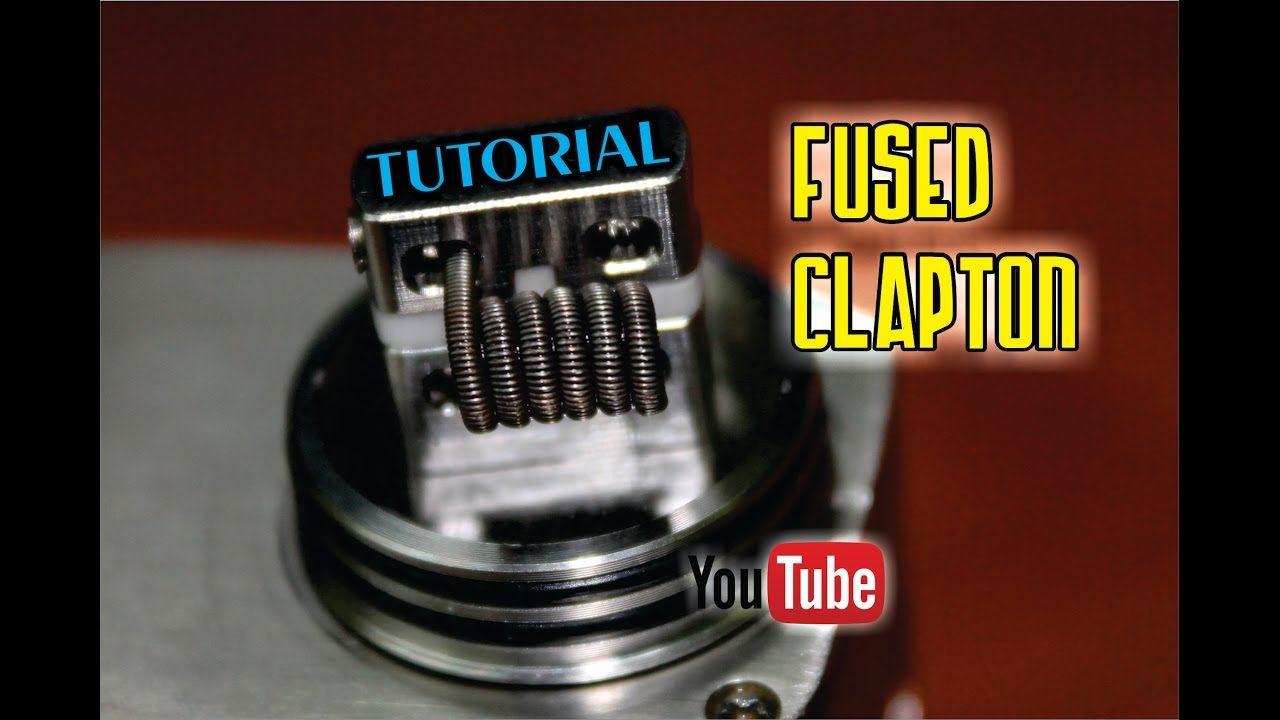 FUSED CLAPTON -  Fundido Clapton  -Tutorial en Español - YouTube