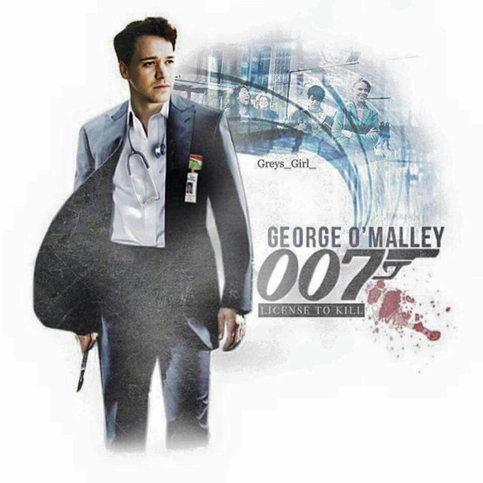 T.R Knights as George O\'Malley | Grey\'s Anatomy 1-? | Pinterest ...