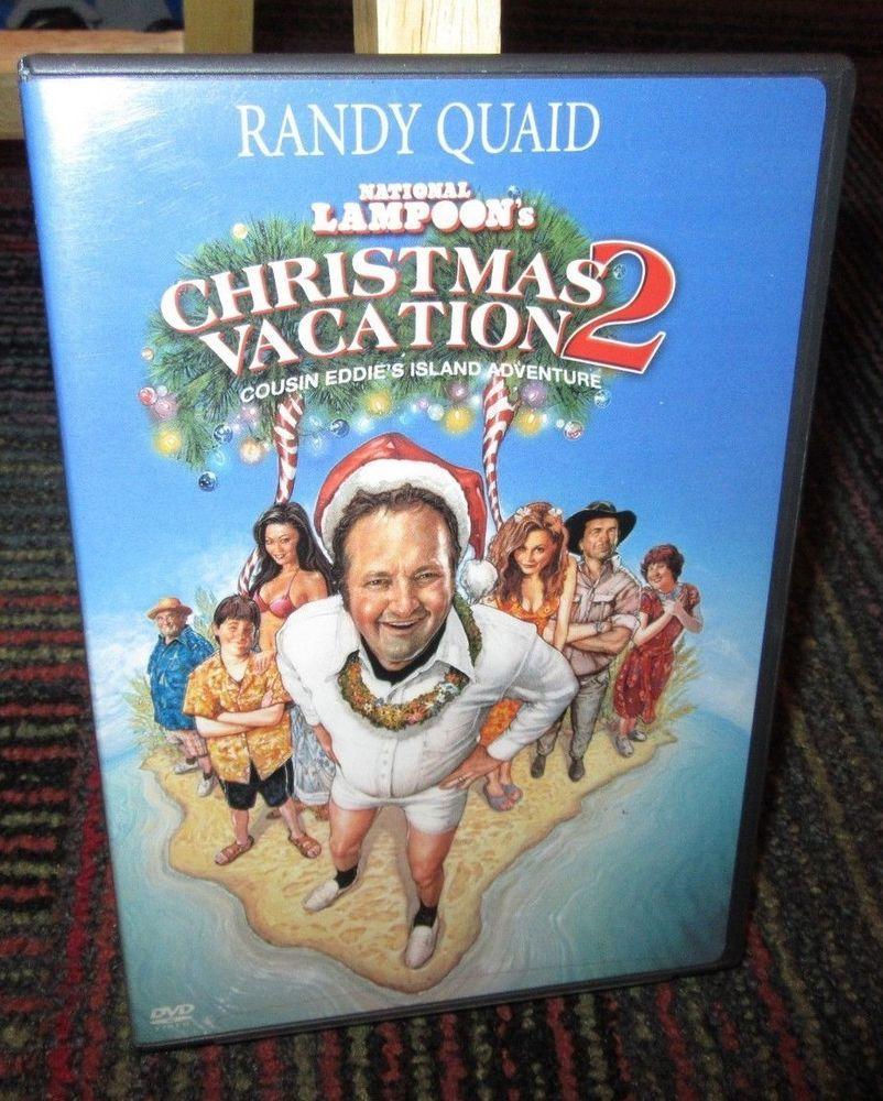 Christmas Vacation 2.National Lampoon S Christmas Vacation 2 Dvd Movie Cousin