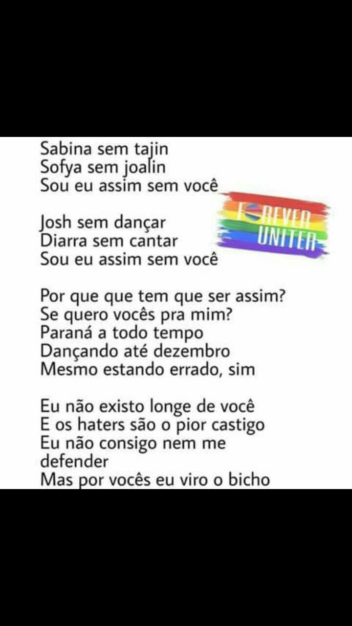 Pin De Gabriella Benes Em Now United Amor Da Minha Vida Memes