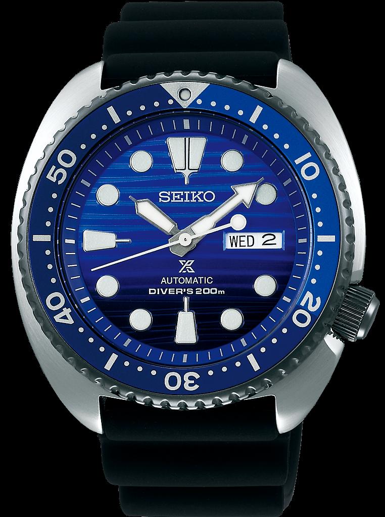 eee35da50 Úspech kolekcie PROSPEX značky SEIKO pramení z oceánu – poďakovaním je  špeciálna edícia SAVE THE OCEAN. Časť z predaja tejto edície je venovaná  nadácii na ...