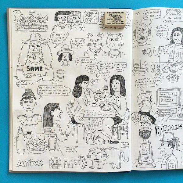 10 illustratori da seguire su Instagram Illustrazioni