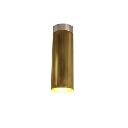 Foco Tube Lamparas Laton Focos Led De Interior Adnlight