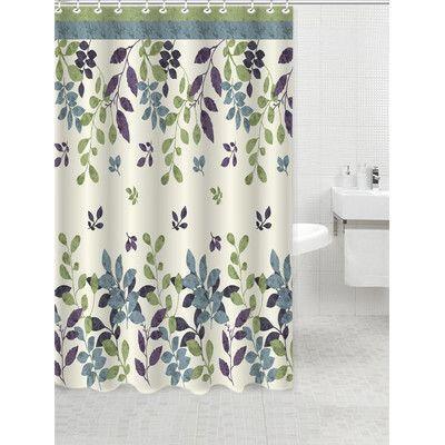 Andover Mills Winamac Single Shower Curtain Shower Curtain Sets