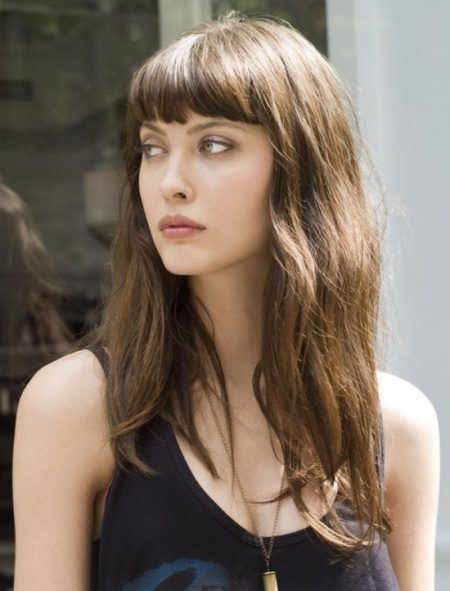 Haircuts For Medium Hair Hairstyle For Long Hair Haircuts With Bangs Medium Hairstyles