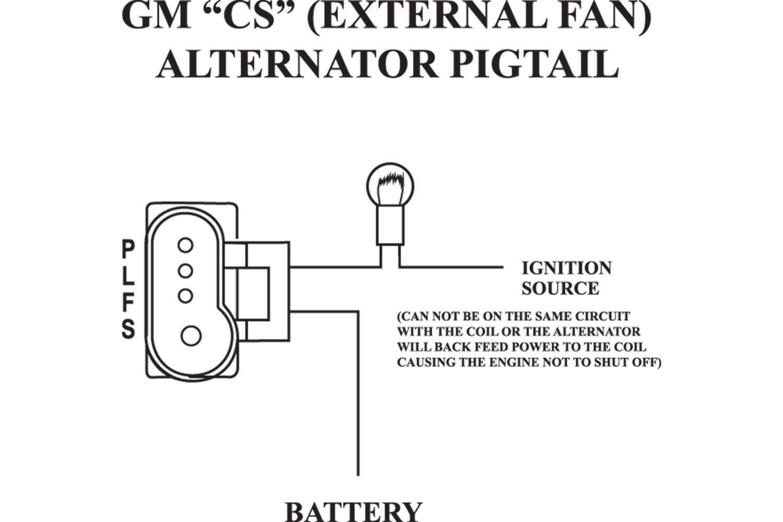 2002 Chevy Cavalier Alternator Wiring Diagram Alternator Wiring Diagram Alternator Wiring Diagram