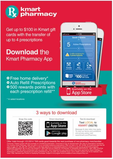 Shop Your Way Pharmacy Rewards Program Rewards Program