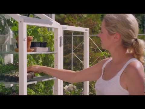 Kasvata Vihervitriinissä